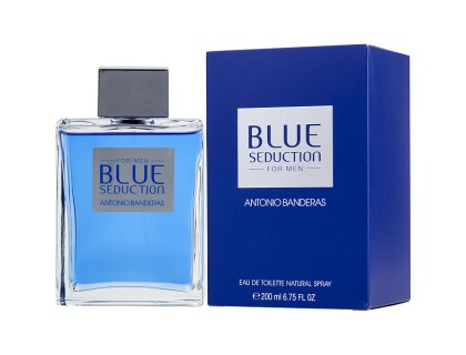 Blue Seduction Men - Antonio Banderas